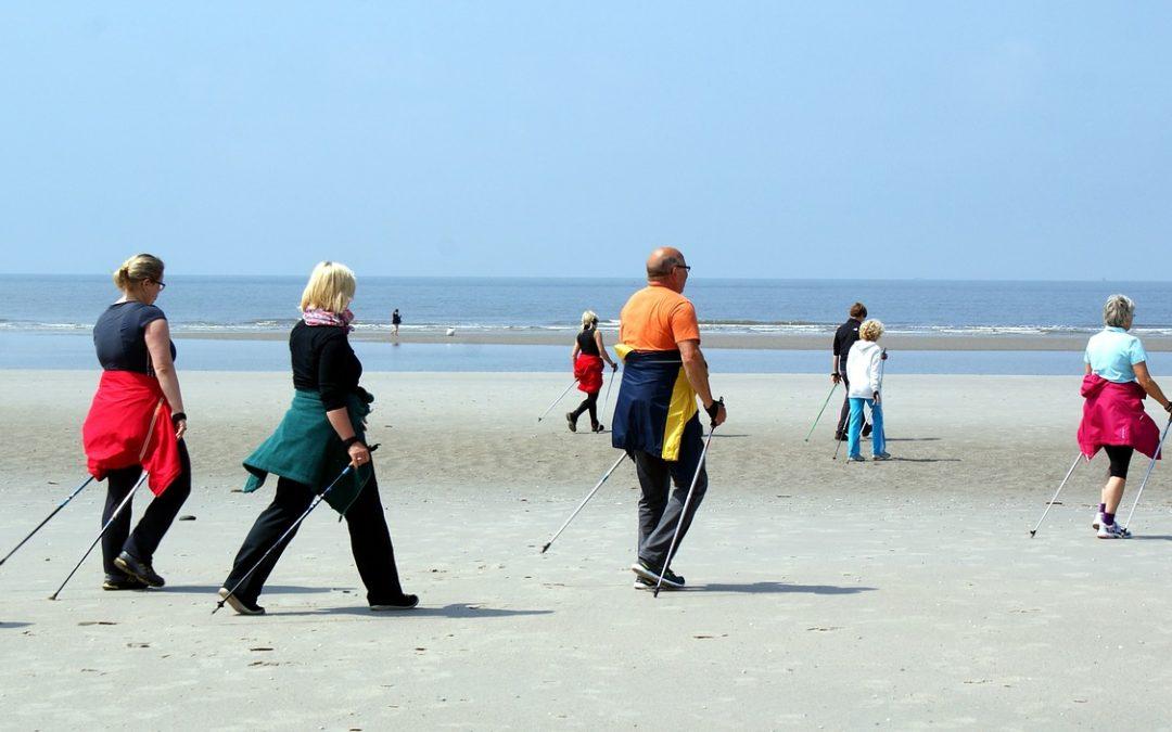 Nordic walking a jeho výhody