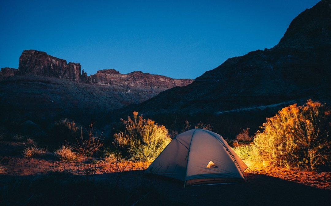 Turistické stany jako základ outdoor vybavení