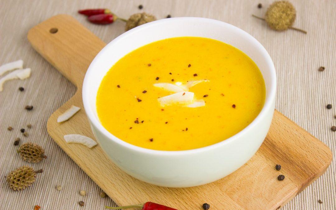 Chcete zhubnout? Tato polévka vám s tím pomůže!
