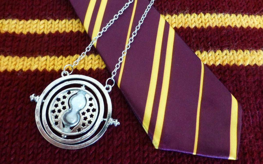 Merch pro příznivce magie a Harryho Pottera