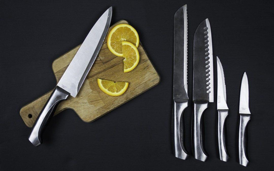 Konec tupým nožům